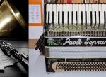 Lekcje gry na akordeonie , keyboard, saksofon , klarnet