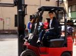 Kurs na wózki widłowe - Nowy Sącz. Najtaniej