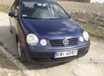 VW POLO 1.2 BENZYNA 2002