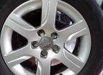 Komplet alufelg z oponami Audi A4 B8