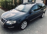 VW PASSAT B6 * 2.0 TDI 170 KM * 2006 Sportline *