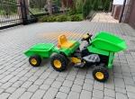 Traktorek elektryczny