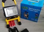 Halogen przenośny Robocza Lampa LED 30W