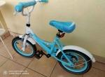 Rower dla dziewczynki, 14 cali