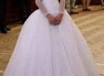 Suknia ślubna Princesska rozm. 34 plus bolerko