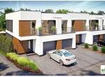 Nowe domy 132,09 m2 w Chełmcu