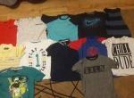 koszulki chlopiece 9-10 lat (135-140)