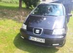 Sprzedam Seat Alhambra 1.9TDI 130 km rocznik 2005