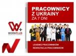 Pracownicy z Ukrainy - leasing - Agencja Pracy Wor