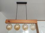 Lampa Belka Wisząca Sufitowa Loft Industrial
