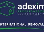 Firma przeprowadzkowa Adexim - przeprowadzki krajo