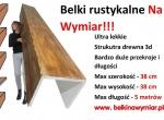 Na wymiar Maskownice, Belki Drewniane, imitacja, L