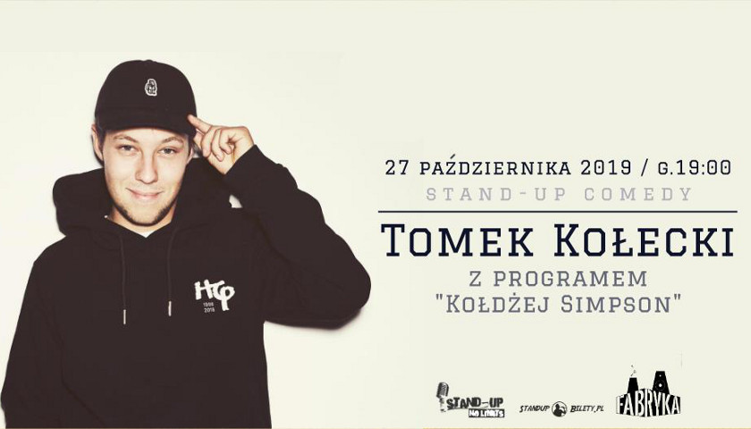 Stand-up: Tomek Kołecki