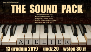 Koncert: The Sound Pack